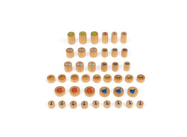Настольная игра Janod на баланс «Лист кувшинки», фото , изображение 5