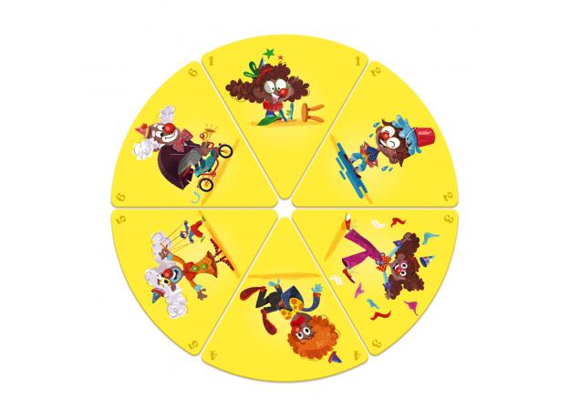 Настольная игра Janod «Счастливые семейки: цирк», фото , изображение 3