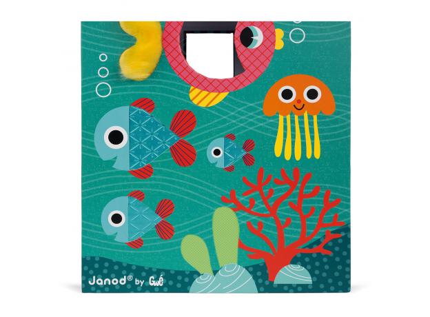 Сортер объемный Janod «Океан», фото , изображение 9