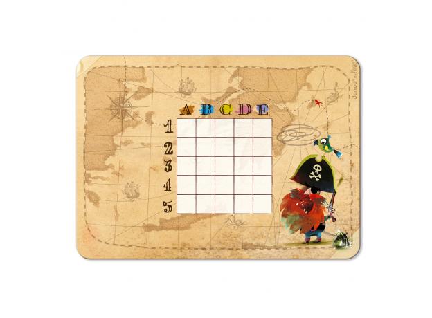 Настольная магнитная игра Janod «Морской бой», фото , изображение 11