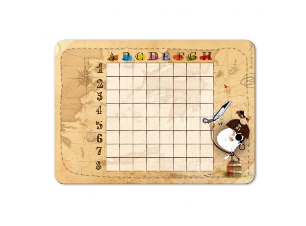 Настольная магнитная игра Janod «Морской бой», фото , изображение 10