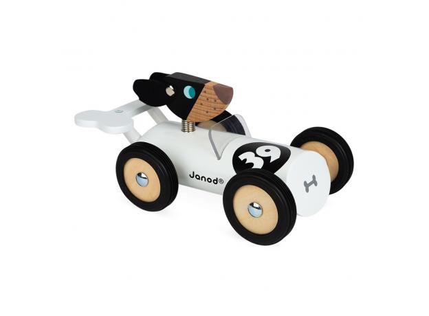 Каталка-машинка для малышей Janod «Бернард», фото