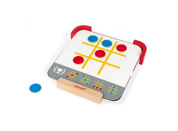 Сортер-игра Janod с магнитными элементами; серия «Я учу цвета», фото , изображение 7
