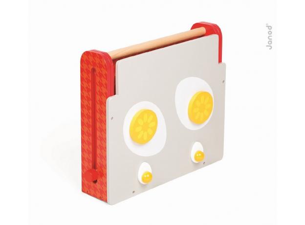 Переносная кухня-чемоданчик Janod «Курочка» с аксессуарами, фото , изображение 3