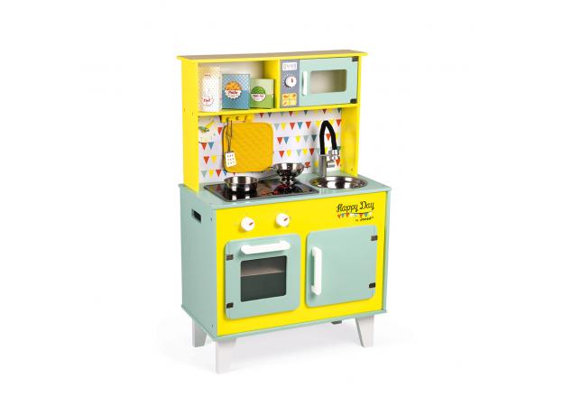 Детская игровая кухня Janod «Happy Day», фото , изображение 2