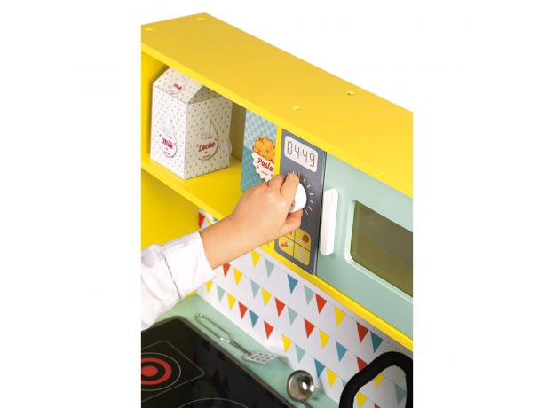 Детская игровая кухня Janod «Happy Day», фото , изображение 11