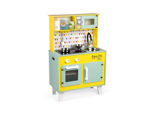 Детская игровая кухня Janod «Happy Day», фото , изображение 5