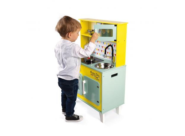 Детская игровая кухня Janod «Happy Day», фото , изображение 14