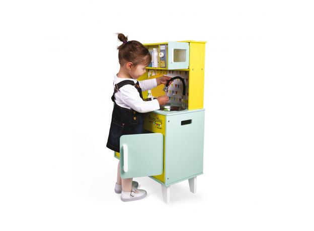 Детская игровая кухня Janod «Happy Day», фото , изображение 15