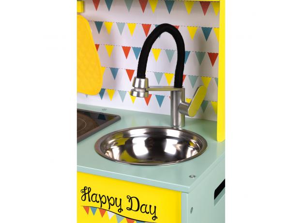 Детская игровая кухня Janod «Happy Day», фото , изображение 7