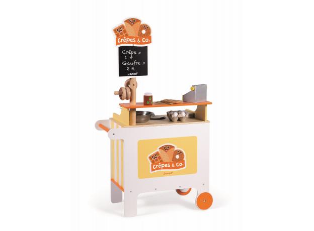 Мини-магазин на колесах Janod «Пекарня-кондитерская», фото , изображение 2
