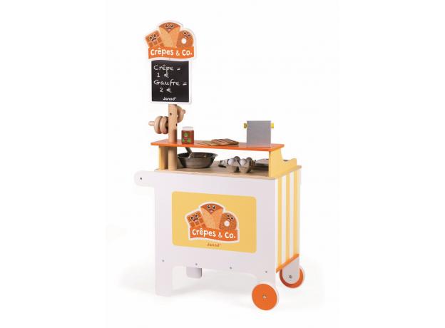 Мини-магазин на колесах Janod «Пекарня-кондитерская», фото , изображение 3