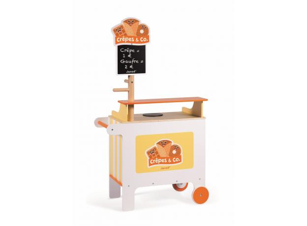 Мини-магазин на колесах Janod «Пекарня-кондитерская», фото , изображение 6