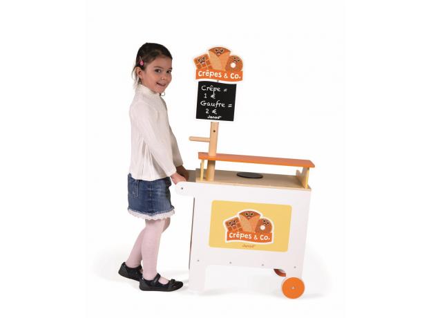 Мини-магазин на колесах Janod «Пекарня-кондитерская», фото , изображение 12
