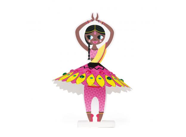 Набор для творчества Janod «Принцессы мира», 9 прицесс, фото , изображение 6