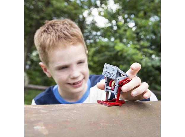 Набор 4M 00-03377 Солнечные мини-роботы. 3 в 2, фото , изображение 8