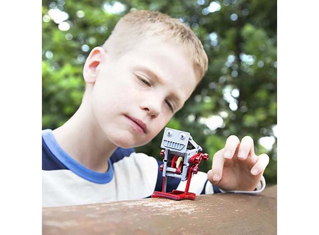 Набор 4M 00-03377 Солнечные мини-роботы. 3 в 2, фото , изображение 9