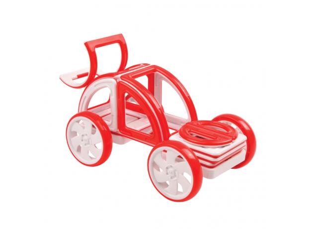"702006 Магформерс ""My First Buggy 14- Red"", фото , изображение 10"
