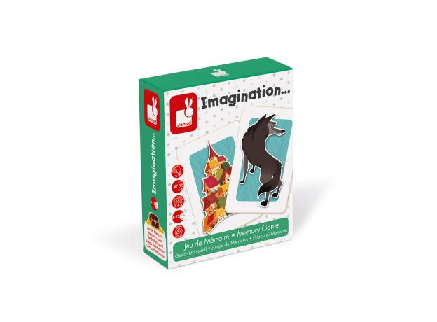 Настольная игра Janod «Воображение», фото , изображение 6