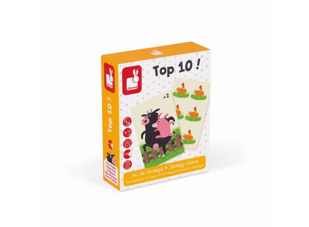 Настольная игра Janod «Десятка!», фото , изображение 4