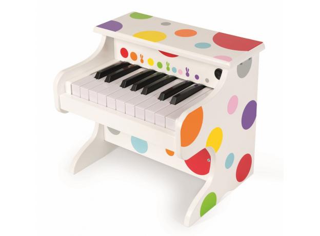 Электронное пианино белое Janod, фото , изображение 3