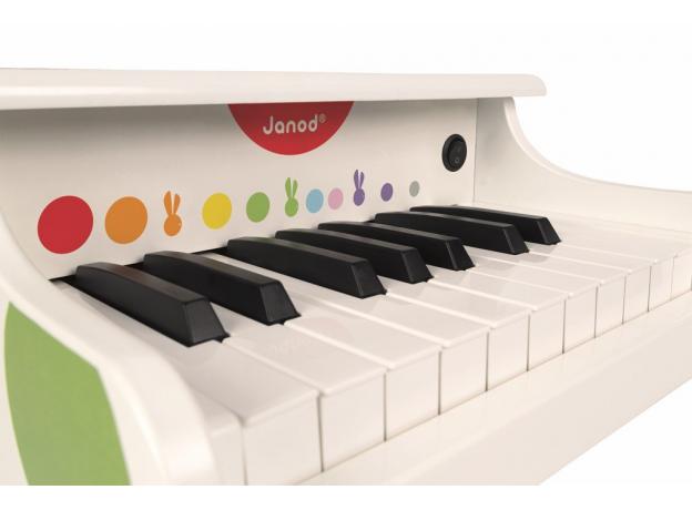Электронное пианино белое Janod, фото , изображение 6