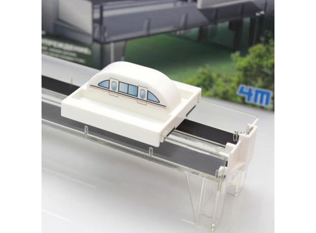 Набор 4M 00-03379 Поезд на магнитной подушке, фото , изображение 11