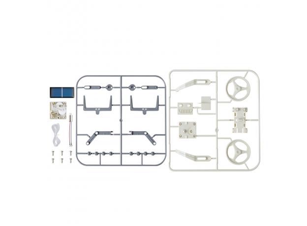 Набор 4M 00-03377 Солнечные мини-роботы. 3 в 2, фото , изображение 6