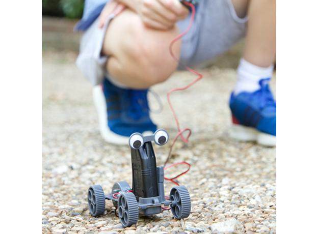 4M 00-03297 Управляемый робот кладоискатель, фото , изображение 13