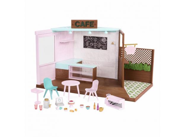 Игровой набор Lori «Кафе», фото , изображение 2