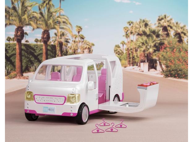 """Набор игровой """"Автобус"""" с аксессуарами, фото , изображение 10"""