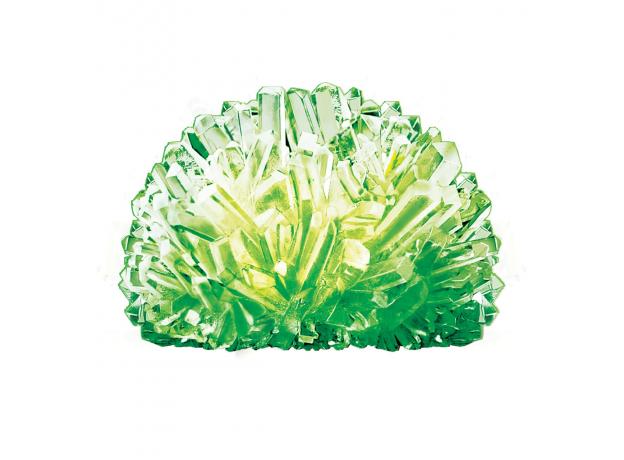 Набор 4M 00-03918 Лаборатория кристаллов. Светящийся изумруд, фото , изображение 4