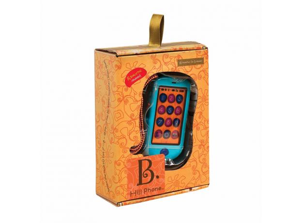 Игрушечный смартфон B.Toys (Battat), фото , изображение 2