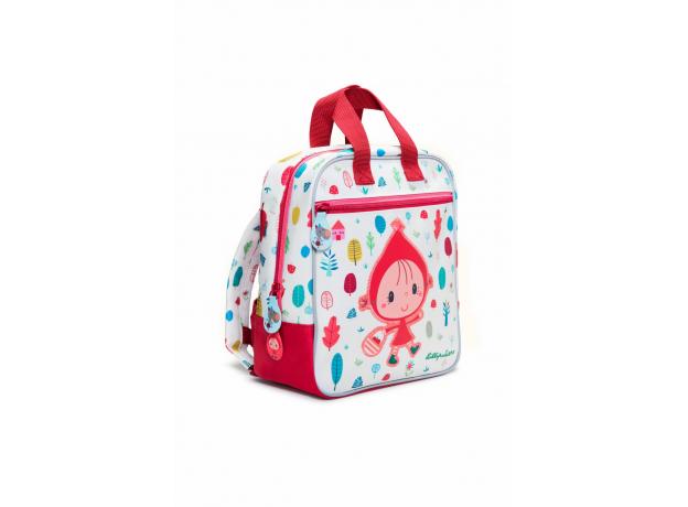 Дошкольный мягкий рюкзак Lilliputiens «Красная Шапочка», фото