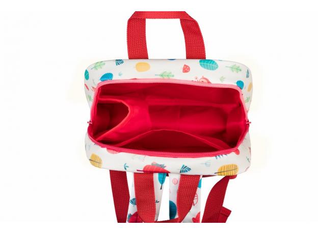 Дошкольный мягкий рюкзак Lilliputiens «Красная Шапочка», фото , изображение 2