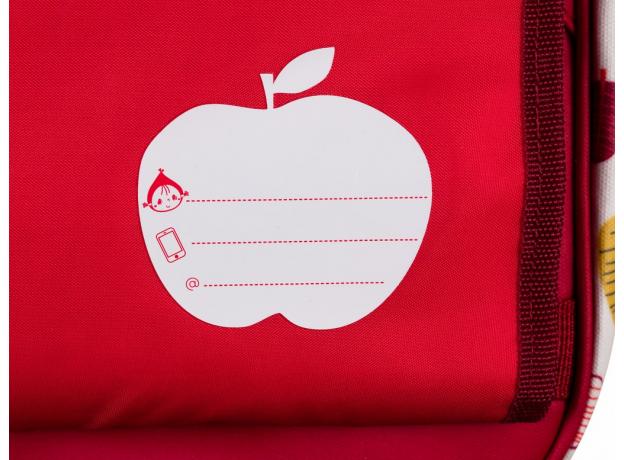 Дошкольный мягкий рюкзак Lilliputiens «Красная Шапочка», фото , изображение 3