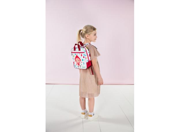 Дошкольный мягкий рюкзак Lilliputiens «Красная Шапочка», фото , изображение 4