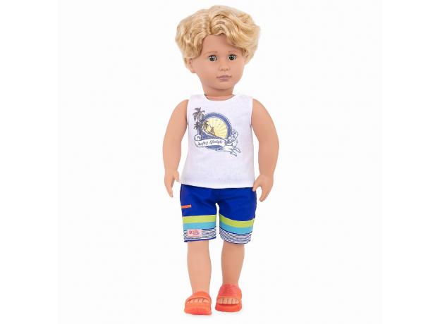 Кукла мальчик 46 см Our generation Гейб, фото