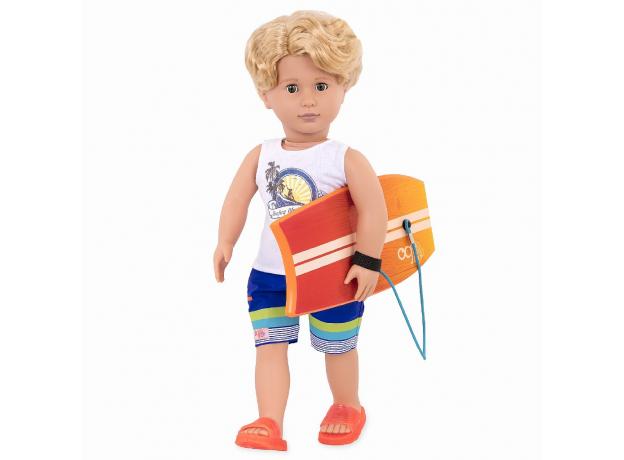 Кукла мальчик 46 см Our generation Гейб, фото , изображение 3