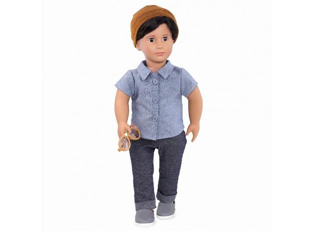 Кукла мальчик 46 см Our generation Франко, фото