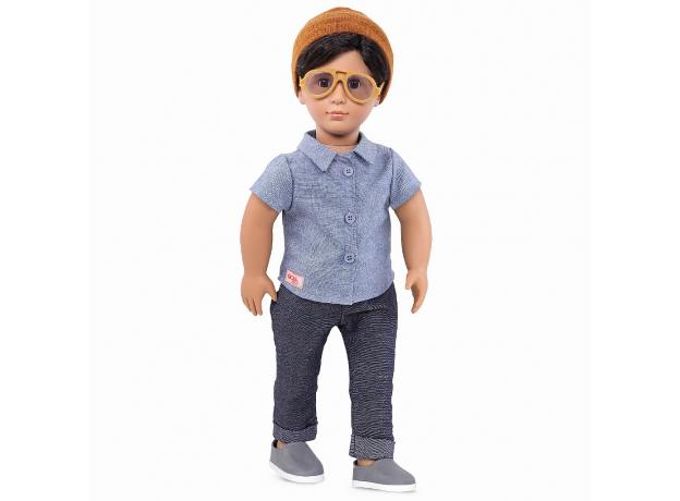 Кукла мальчик 46 см Our generation Франко, фото , изображение 2