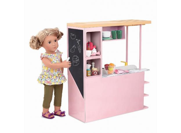Игровой набор Our generaion «Современная кухня с аксессуарами», фото , изображение 2