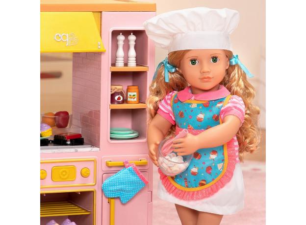 Игровой набор Our generaion «Современная кухня с аксессуарами», фото , изображение 7