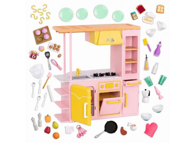 Игровой набор Our generaion «Современная кухня с аксессуарами», фото , изображение 9