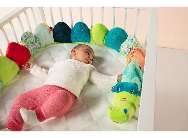 Развивающая игрушка Lilliputiens «Крокодил Анатоль»; большая, фото , изображение 2